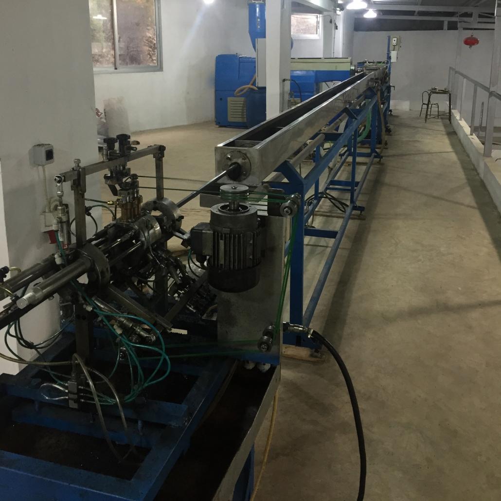 GR Production Line