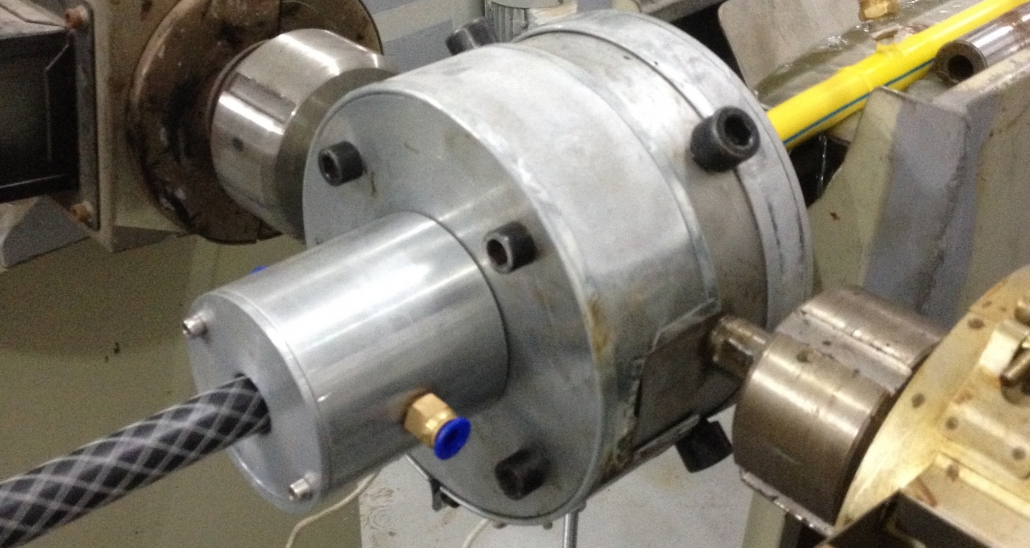 PVC Double Layer Extrusion Head